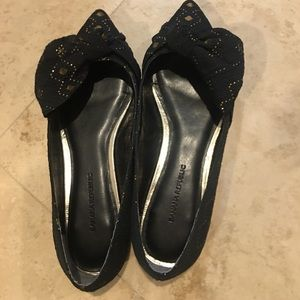 Banana Republic pointed flat size 6.5